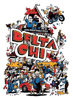 Delta Chi Animal House