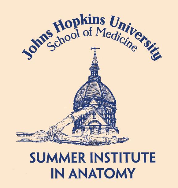 JHU Summer Institute