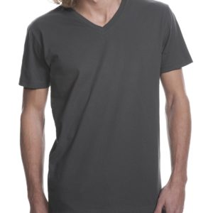 Next Level Mens 3200 V-Neck T Shirt Front