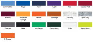 G12500 Gildan Color Swatch