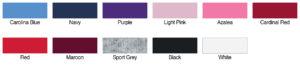 G18600FL Gildan Color Swatch