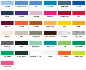 G2000B Gildan Color Swatch