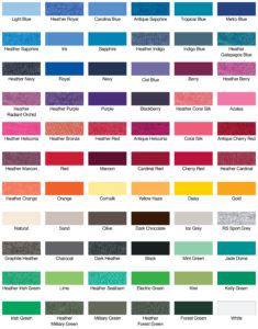 G64000 Gildan Color Swatch