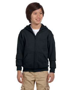 G-18600B Gildan Youth Pullover Hoodie Front