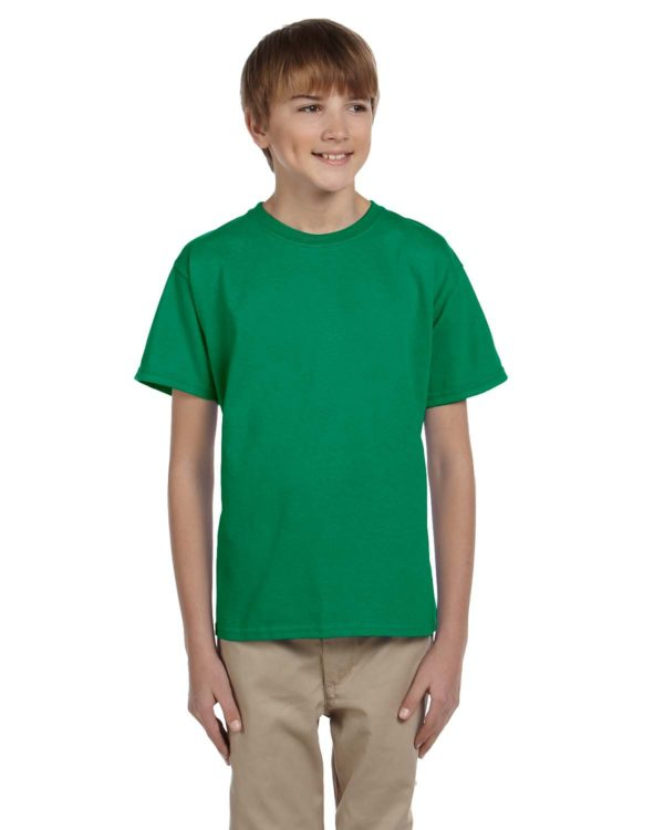 G-2000B Gildan Youth T-Shirt Front