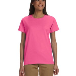 G-2000L Gildan Ladies T-Shirt Front