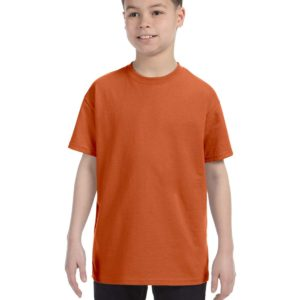 G-5000B Gildan Youth T-Shirt Front