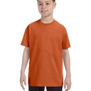 G-5000B Gildan Youth T-Shirt Front