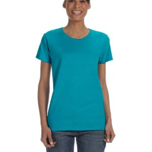G-5000L Gildan Ladies T-Shirt Front