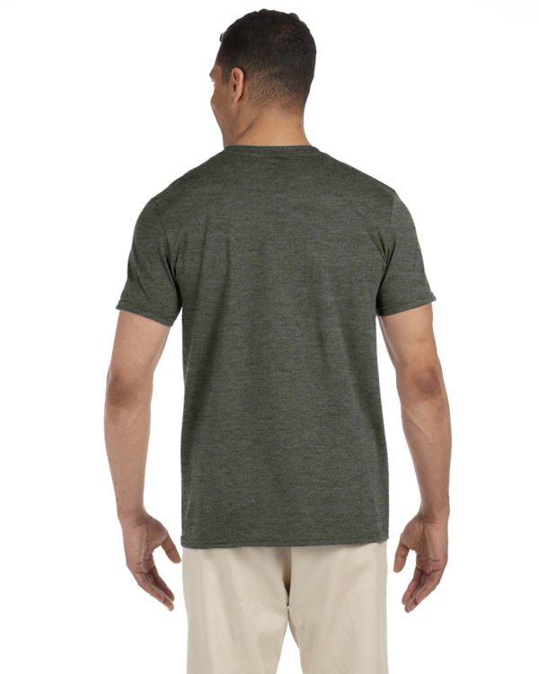 G-64000 Gildan T-Shirt Back