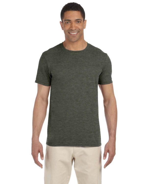 G-64000 Gildan T-Shirt Front