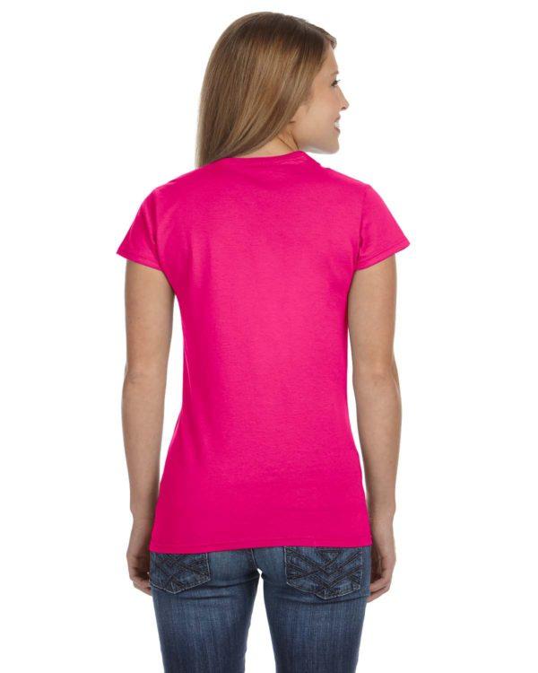 G-64000L Gildan T-Shirt Back