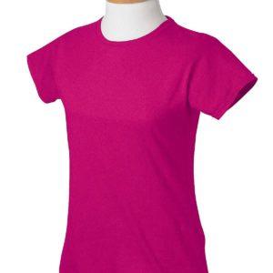 G-64000L Gildan T-Shirt Front
