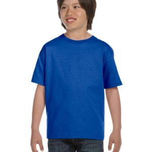 G-8000B Gildan Youth T-Shirt Front