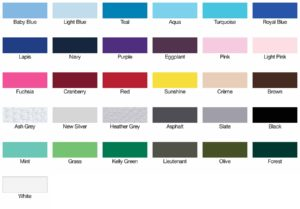 American Apparel 2102W Ladies Jersey T-Shirt Swatch