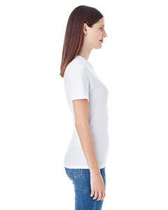 American Apparel 2356W Ladies Jersey T-Shirt Side