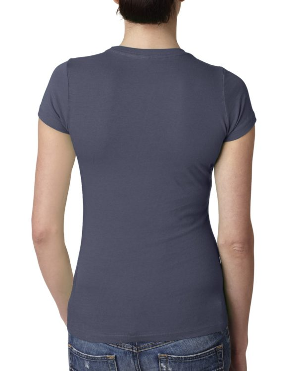 Next Level 3300L Ladies T-Shirt Back