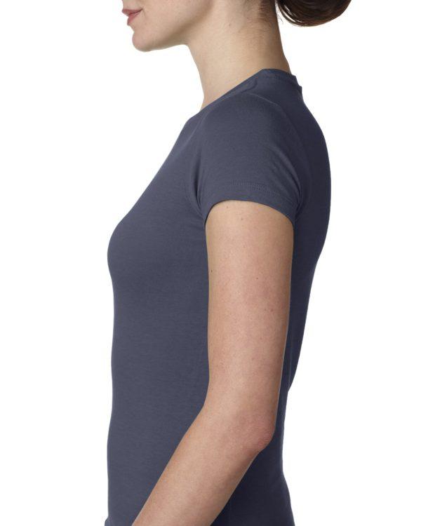 Next Level 3300L Ladies T-Shirt Side