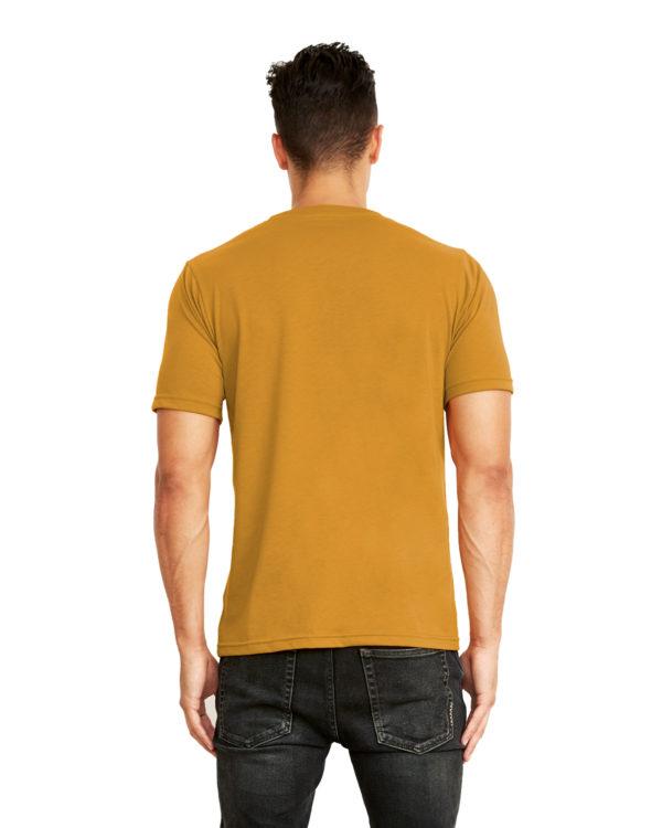 Next Level 3600 T Shirt Back