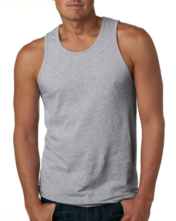 Next Level 3633 Tank Top Front