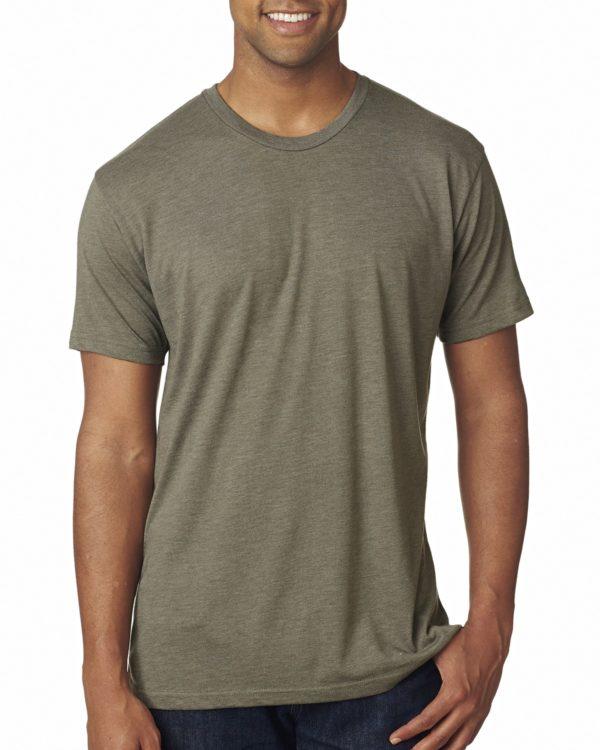 Next Level 6010 T Shirt Front