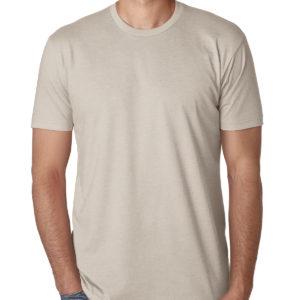 Next Level 6210 T Shirt Front