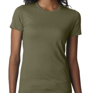 Next Level 6610 Ladies T-Shirt Front