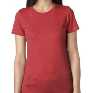 Next Level 6710 Ladies T-Shirt Front