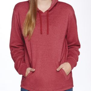 Next Level 9300 Pullover Hoodie Front