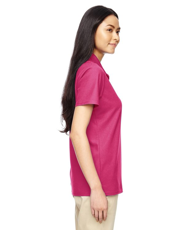 Gildan G44800L Ladies Performance Jersey Polo Side