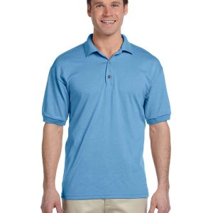 Gildan G8800 Adult 50/50 Jersey Polo Front
