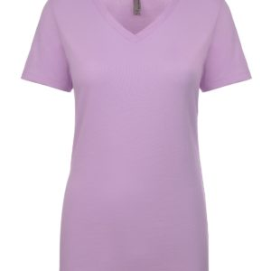 Next Level 1540 Ladies V Neck Front