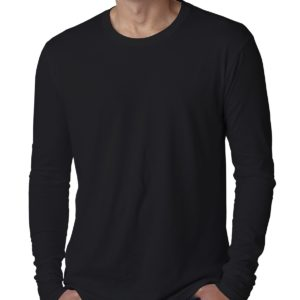 Next Level 3601 Long Sleeve Shirt Front