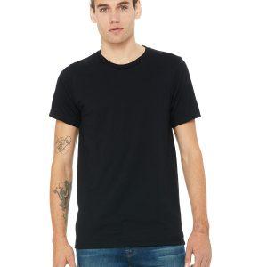 Bella Canvas 3001U Unisex Jersey Short-Sleeve T-Shirt Front