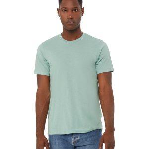 Bella Canvas 3413C Unisex Triblend Short-Sleeve T-Shirt Front