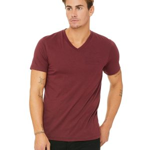 Bella Canvas 3415C Unisex Triblend Short-Sleeve T-Shirt Front