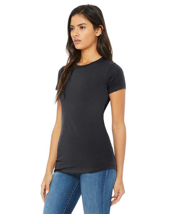 Bella Canvas 6004 Ladies The Favorite T-Shirt Front