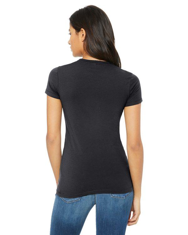 Bella Canvas 6004 Ladies The Favorite T-Shirt Back