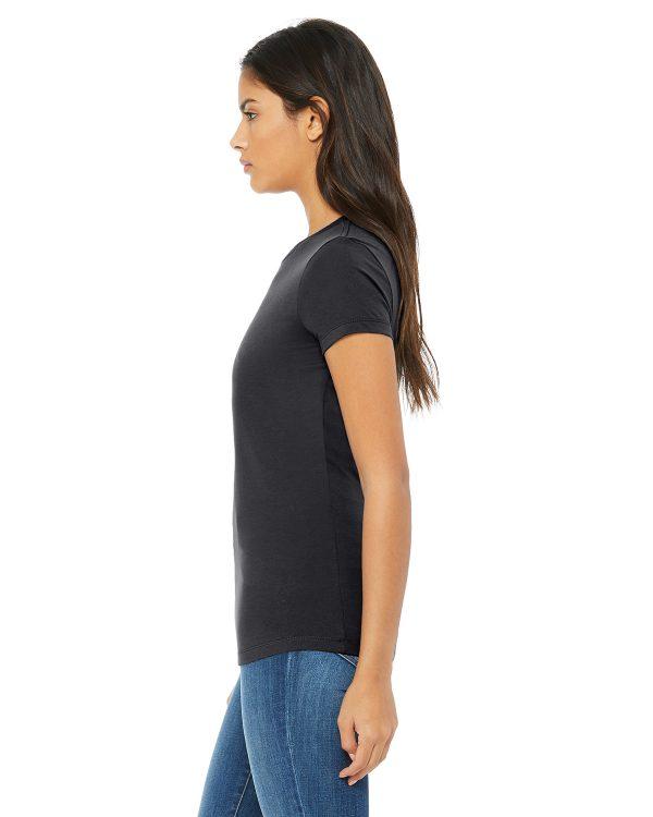Bella Canvas 6004 Ladies The Favorite T-Shirt Side