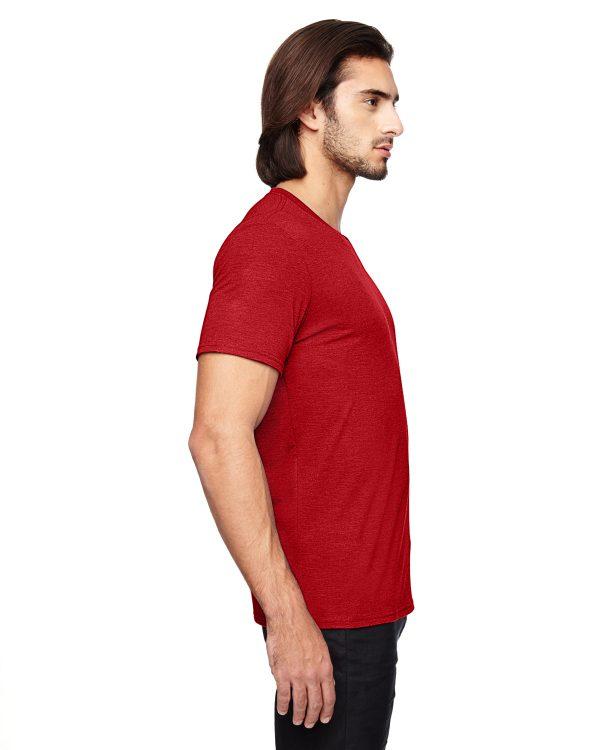 Anvil 6750 Adult Triblend T-Shirt Side