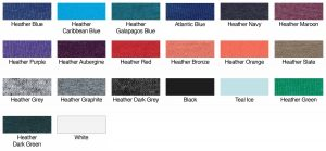 Anvil 6750 Adult Triblend T-Shirt Swatch