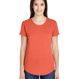 Anvil 6750L Ladies Triblend T-Shirt Front