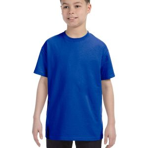Anvil 705B Youth Heavyweight T-Shirt Front