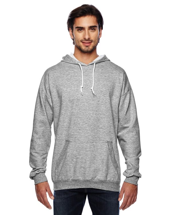 Anvil 71500 Adult Pullover Hooded Fleece Front