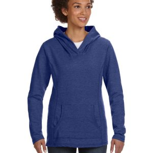 Anvil 72500L Ladies Hooded French Terry Front