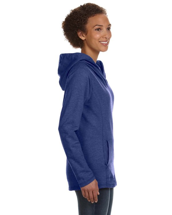Anvil 72500L Ladies Hooded French Terry Side