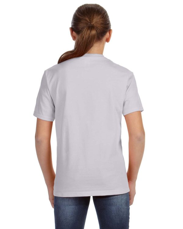 Anvil 780B Youth Midweight T-Shirt Front