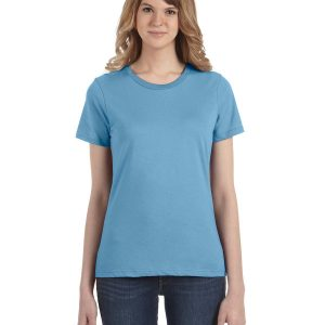 Anvil 880 Ladies Lightweight T-Shirt Front