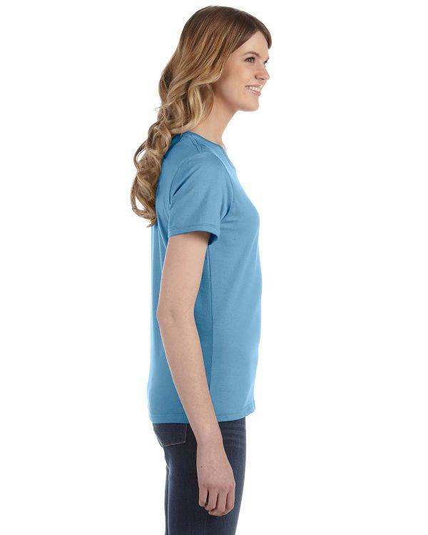 Anvil 880 Ladies Lightweight T-Shirt Side