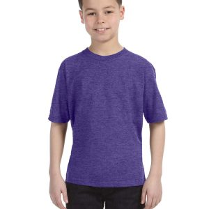 Anvil 990B Youth Lightweight T-Shirt Front